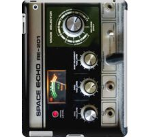 Space Echo iPad Case/Skin
