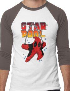 STARPOOL Men's Baseball ¾ T-Shirt