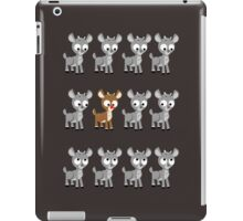 LOOK! Is Rudolph! v2 iPad Case/Skin
