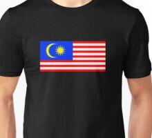Flag of Malaysia Unisex T-Shirt