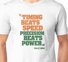 Conor McGregor - Precision [Tri] Unisex T-Shirt