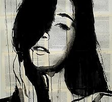 girl from the north country by Loui  Jover