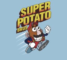 Super Potato Bros by Faniseto