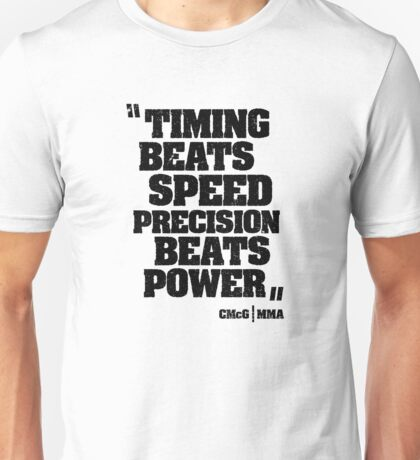 Conor McGregor - Precision [B] Unisex T-Shirt