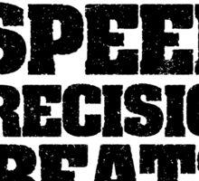 Conor McGregor - Precision [B] Sticker