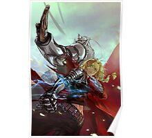 FullMetal Alchemist - Artwork Poster
