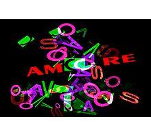 Amore2 Photographic Print