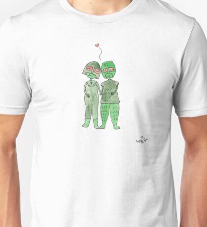 Izlyr Loves Ssorg Unisex T-Shirt
