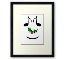 CHRISTMAS GIFTS FOR MUSIC LOVERS! Framed Print