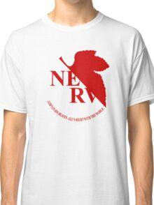 Nerv - Neon Genesis Evangelion Classic T-Shirt