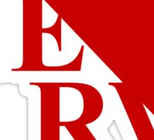 Nerv - Neon Genesis Evangelion Sticker