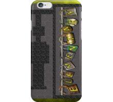 Elementary Locked iPhone Case/Skin