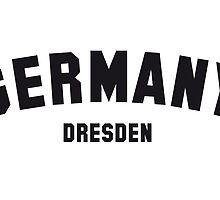 GERMANY DRESDEN by eyesblau