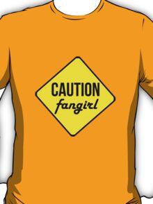 Caution Tshirt T-Shirt
