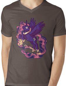 Princen Galaxia Mens V-Neck T-Shirt
