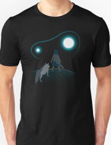 The Princess and the Colossus Unisex T-Shirt