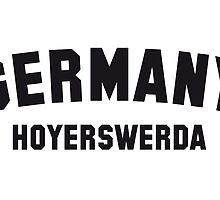 GERMANY HOYERSWERDA by eyesblau