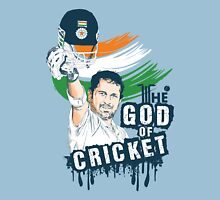 Sachin God of Cricket Unisex T-Shirt