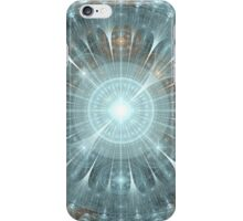 Christmas Gothic Cathedral Window iPhone Case/Skin