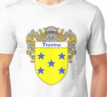 Trevino Coat of Arms/Family Crest Unisex T-Shirt