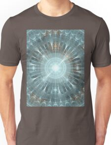 Christmas Gothic Cathedral Window Unisex T-Shirt