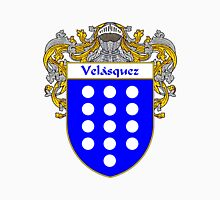 Velasquez  Coat of Arms/Family Crest Unisex T-Shirt