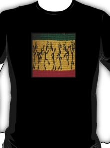 lively reggae dancers (square) T-Shirt