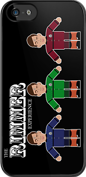 Rimmer Dolls - (iPhone) by Adam Angold