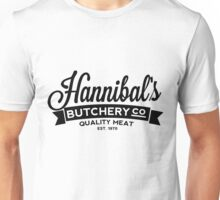 Hannibal's Butchery (DARK) Unisex T-Shirt