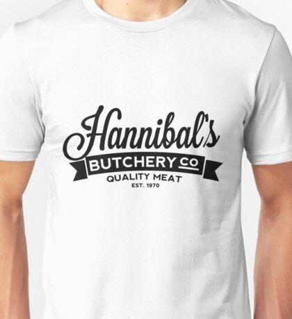 Hannibal's Butchery (DARK) Unisex T-Shirt
