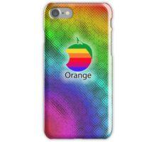 Orange IPhone Case iPhone Case/Skin