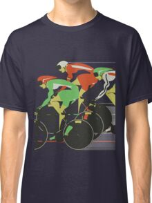 Velodrome bike race Classic T-Shirt