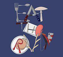 Eat The Rude by tasham72