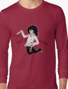 Jeff the Killer Long Sleeve T-Shirt