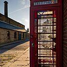 Phone box by jasminewang