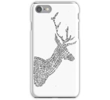 Hannibal  Stag  iPhone Case/Skin