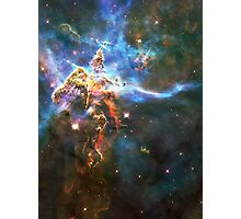 God's Domain | The Universe by Sir Douglas Fresh Photographic Print