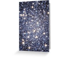 Star Pattern  | The Universe by Sir Douglas Fresh Greeting Card