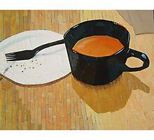 """Coffee shop"" Photographic Print"