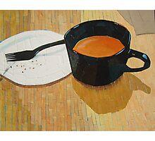 """Coffee shop"" Photographic Print"