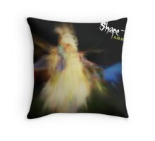 Shape Shifter Throw Pillow