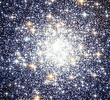 Cluster Galaxy 3 | The Universe by Sir Douglas Fresh by SirDouglasFresh