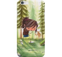 Big foot Shenanignans iPhone Case/Skin