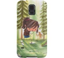 Big foot Shenanignans Samsung Galaxy Case/Skin
