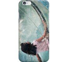 Bubble Girl iPhone Case/Skin