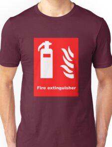 Fire Extinguisher Unisex T-Shirt