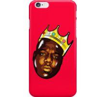 Biggie case iPhone Case/Skin