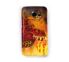 Fire Breathing Dragon Samsung Galaxy Case/Skin