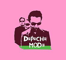 Depeche Mode : TShirt of Rochelle in Left 4 Dead 2 by DMFan