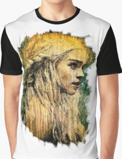 Daenerys Targayen Graphic T-Shirt